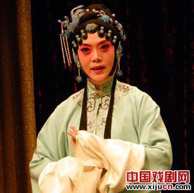 平剧《孔雀东南飞》于4月28日在梅兰芳大剧院上演。