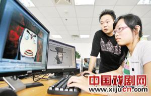 中国第一部三维动画京剧将于2010年春季上映