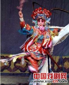 高崔莹:西部太原市山西剧团