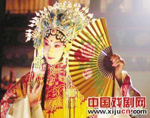 京剧中最美丽的男演员