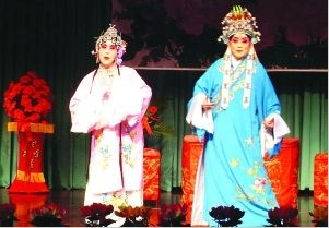 包头老年京剧团五周年音乐会