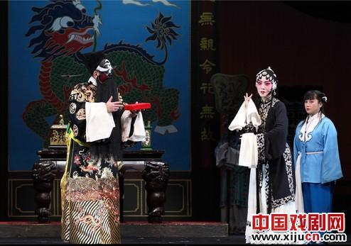 刘慧欣和孙璐扬主演了民谣《秦香莲》