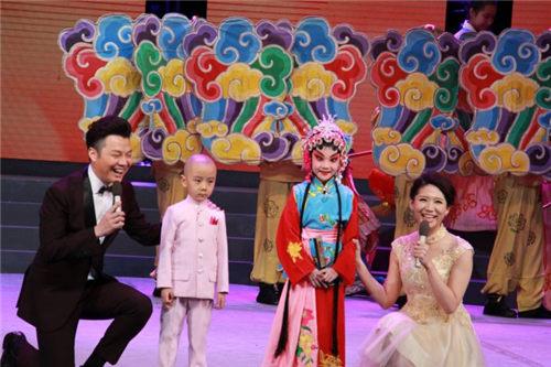 刘乃佳第一届中央电视台全国儿童京剧电视比赛银牌得主