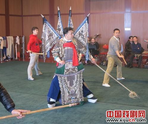京剧《长坂坡韩金口》将在日本上演