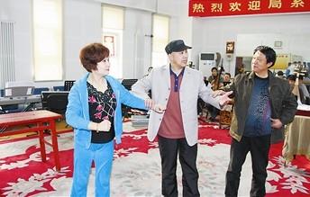 天津评剧剧院正在加紧排演评剧《刘胡兰》