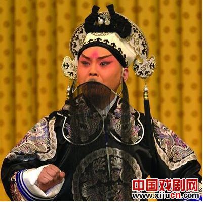"""""""迷人的春天""""青年京剧演员挑战赛:京剧《伍子胥》"""