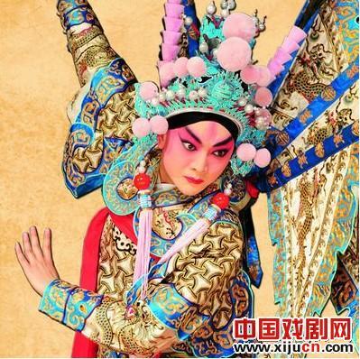 """2011年""""迷人的春天""""青年京剧演员挑战赛:京剧《罗城》"""