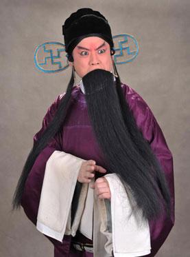 京剧《春秋笔会》于7月24日在长安大剧院上演。
