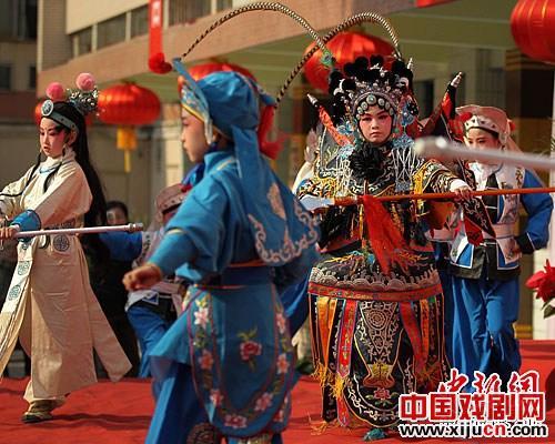 南京举办第三届京剧文化艺术节