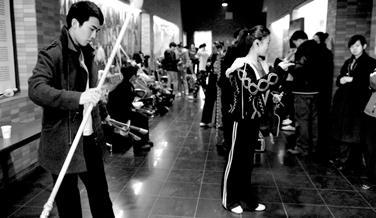 中国戏曲和京剧表演专业的录取率是3: 1