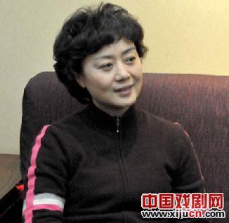 余奎志和李胜素谈歌剧生活