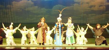 蒙古历史剧《满都海》