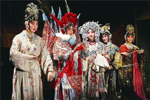 京剧《梅兰芳花》将在温州大剧院上演。