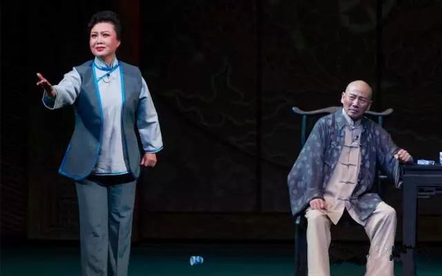 长安大剧院将于11月26日至27日上演原创京剧《秋荣盛》。