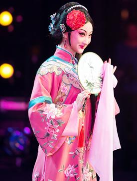 梅兰芳大剧院上演的京剧《大宅门》