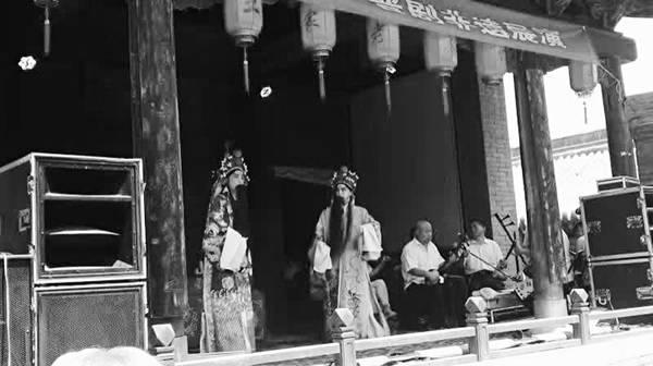 京剧+景区,只要你敢想,你就敢做。