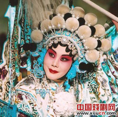 梅兰芳大剧院四周年庆典上演经典戏剧《门阳女将军》