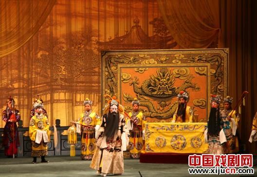北京京剧院国内巡回演出千部经典剧目