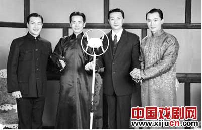 四位著名京剧演员的最终目的地