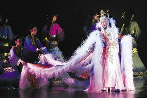 """李玉刚将在南京举行他的大型音乐会""""镜花缘和水月"""""""