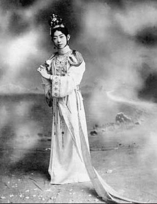 梅兰芳的故事与京剧《天女三花》