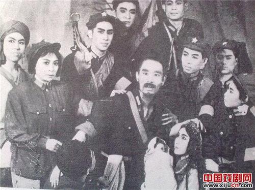 鞠萍戏曲史上的经典剧目,《金沙江畔》由五大流派合作而成。