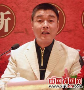 梅宝九领衔著名演员Xi安