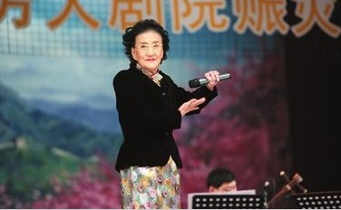 著名京剧演员李慧芳因病在北京逝世