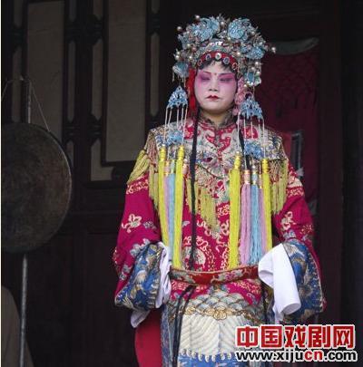 郭丽珍关于晋剧的专著《晋剧中期梆子演唱风格介绍》
