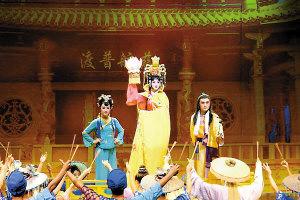新人安排新戏——京剧《妈祖》作者刘一民访谈