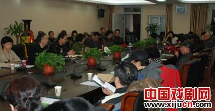 京剧艺术职业学院聘请张德福、古文悦、刘萍等教授为评剧教学注入新的动力。