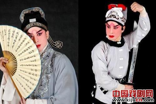 金歌剧青年演员:王波
