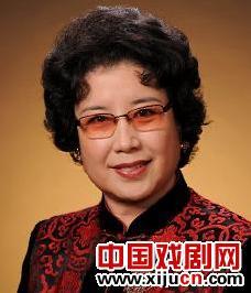 全国著名京剧表演艺术家邢美珠