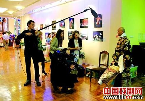 湖北省京剧剧院在莫斯科上演六部传统戏剧