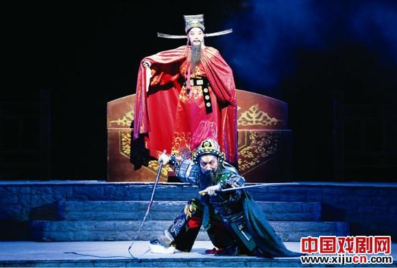 两部金剧在第十三届中国戏剧节上获奖