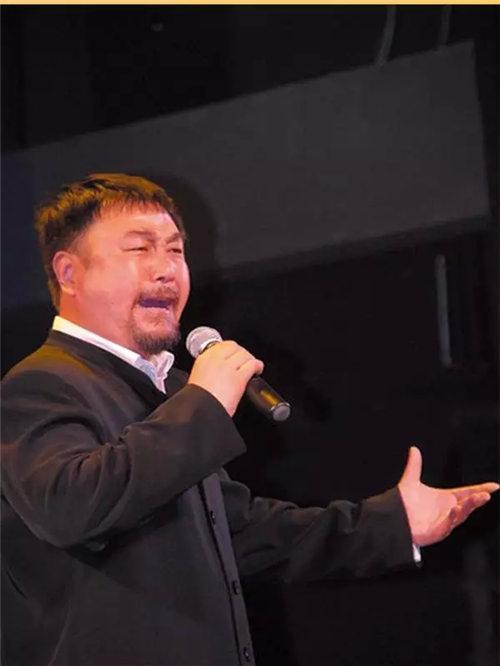 著名京剧艺术家董成是《今日我是角落》的嘉宾