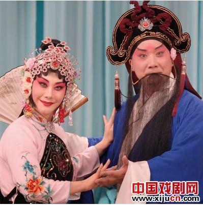 梅兰芳大剧院四周年庆典上演京剧《扈家庄》、《范江官》和《王子与舞女》