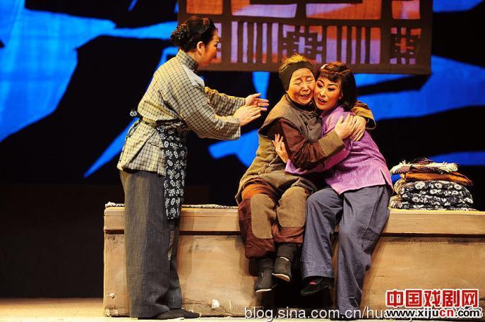 山西新创作的优秀戏剧《刘胡兰》震撼北京
