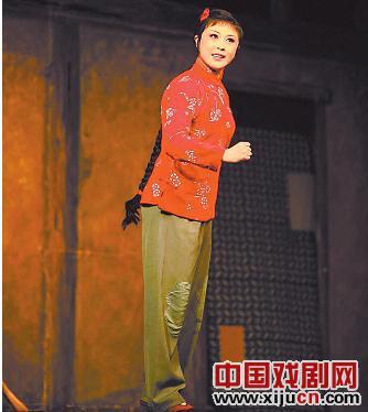 梅兰芳京剧团在广西演出受欢迎