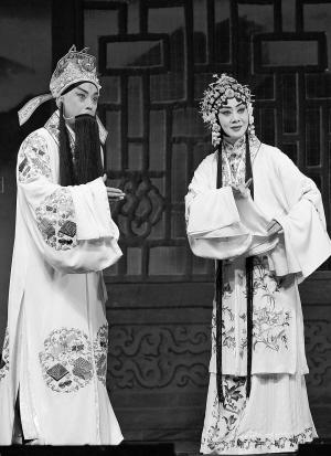 国家京剧剧院、余奎志和李胜素乐队表演新版《满江红》