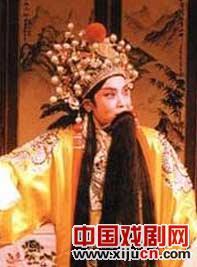 在国家文化宫上演的金曲《打金枝》