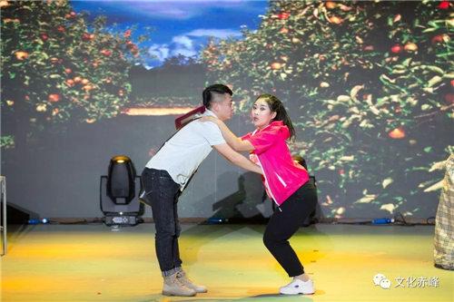 宁城平剧走进赤峰,欢声笑语迎接春节!