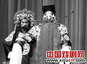 评剧演员庄玉生表演精彩。