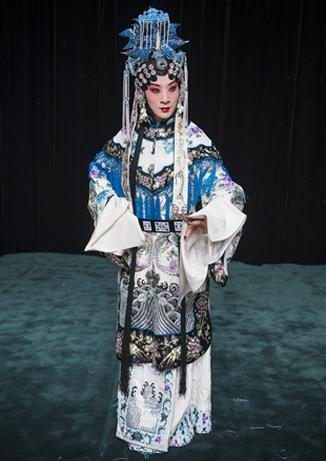 《武则天轶事》是国家京剧剧院的重要剧目,现已进入第二轮排练。