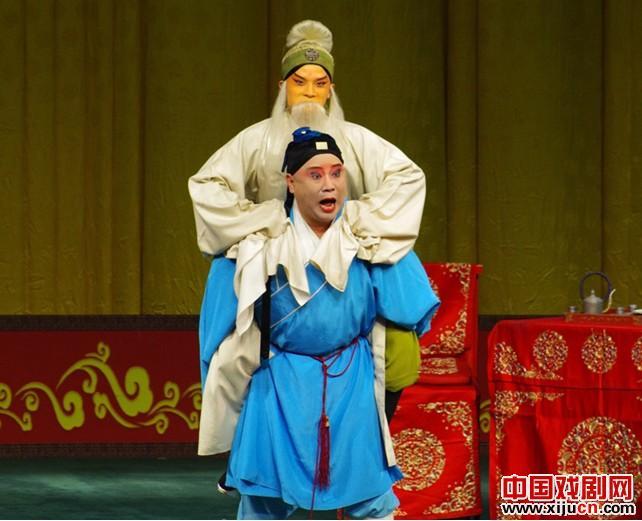 郭德纲表演平剧《王华买爸爸》