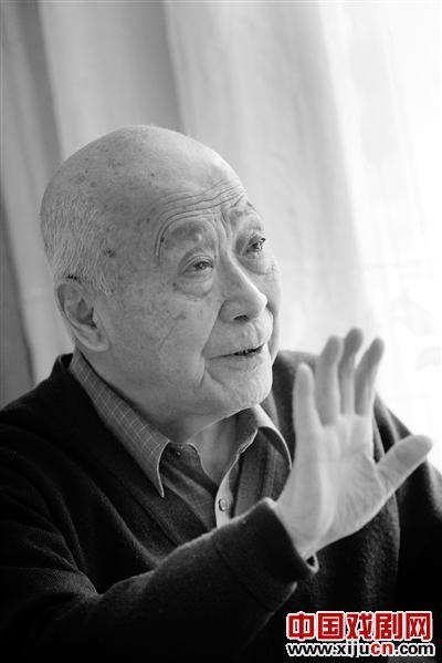 """""""京剧大师""""刘增福于2012年6月27日上午7时25分在北京友谊医院去世。他已经98岁了。"""