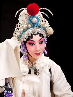 12月29日,长安大剧院上演了京剧《白蛇传》