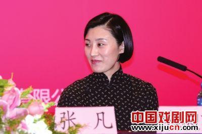 张丁火在北京举行的记者招待会将重返京剧舞台