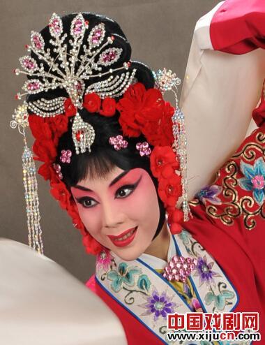 """京剧""""三打三泉""""北京京剧剧院纪念建院35周年"""