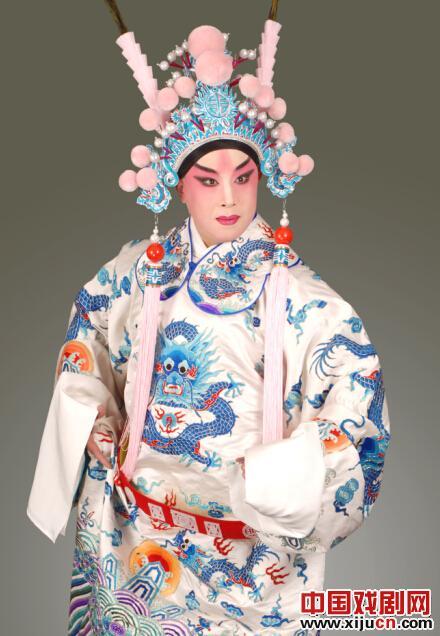 京剧《三魂与周瑜》北京歌剧院纪念学院成立35周年